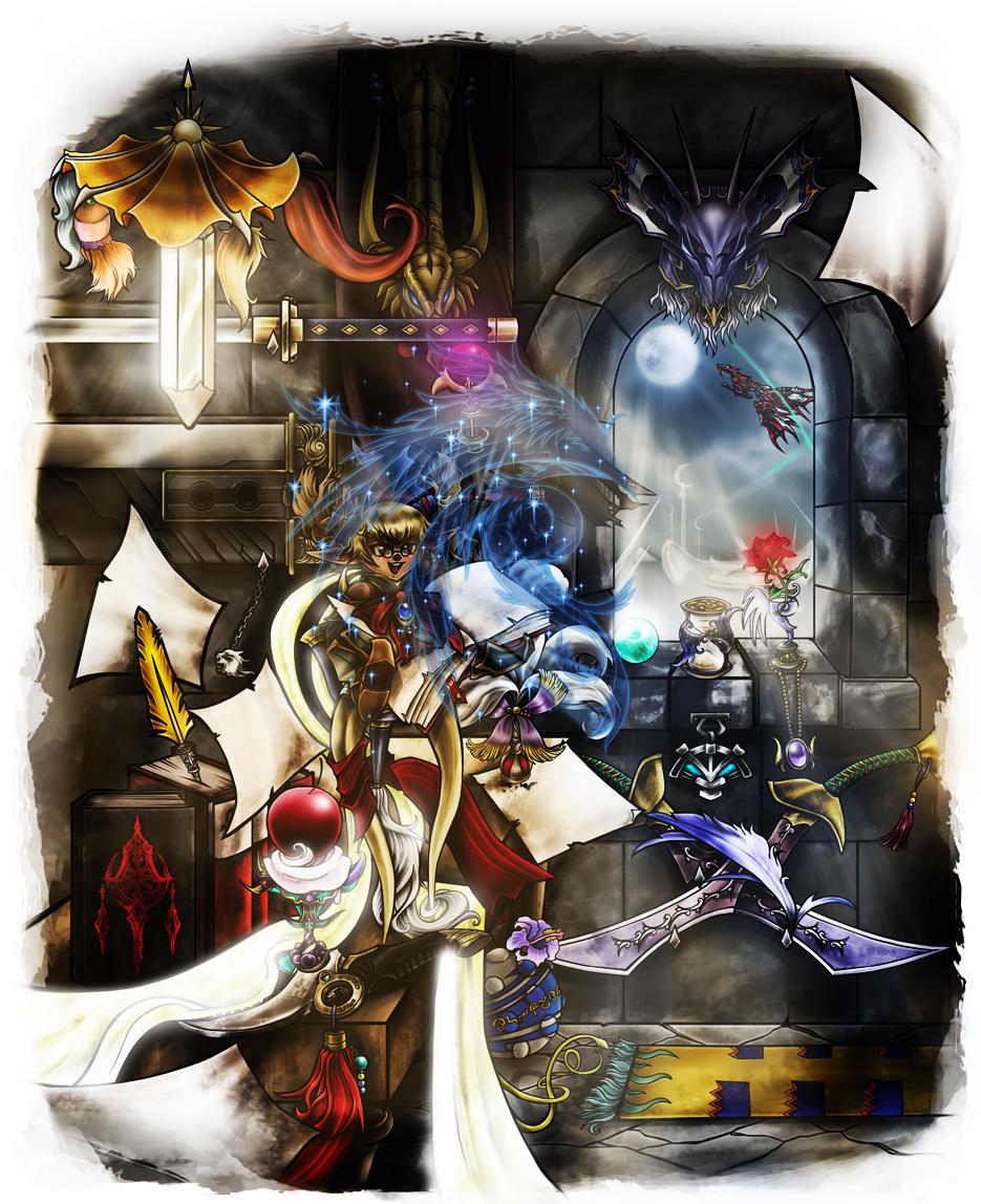 QUIZ TIME! [Archive] - Page 2 - Square Enix Forums